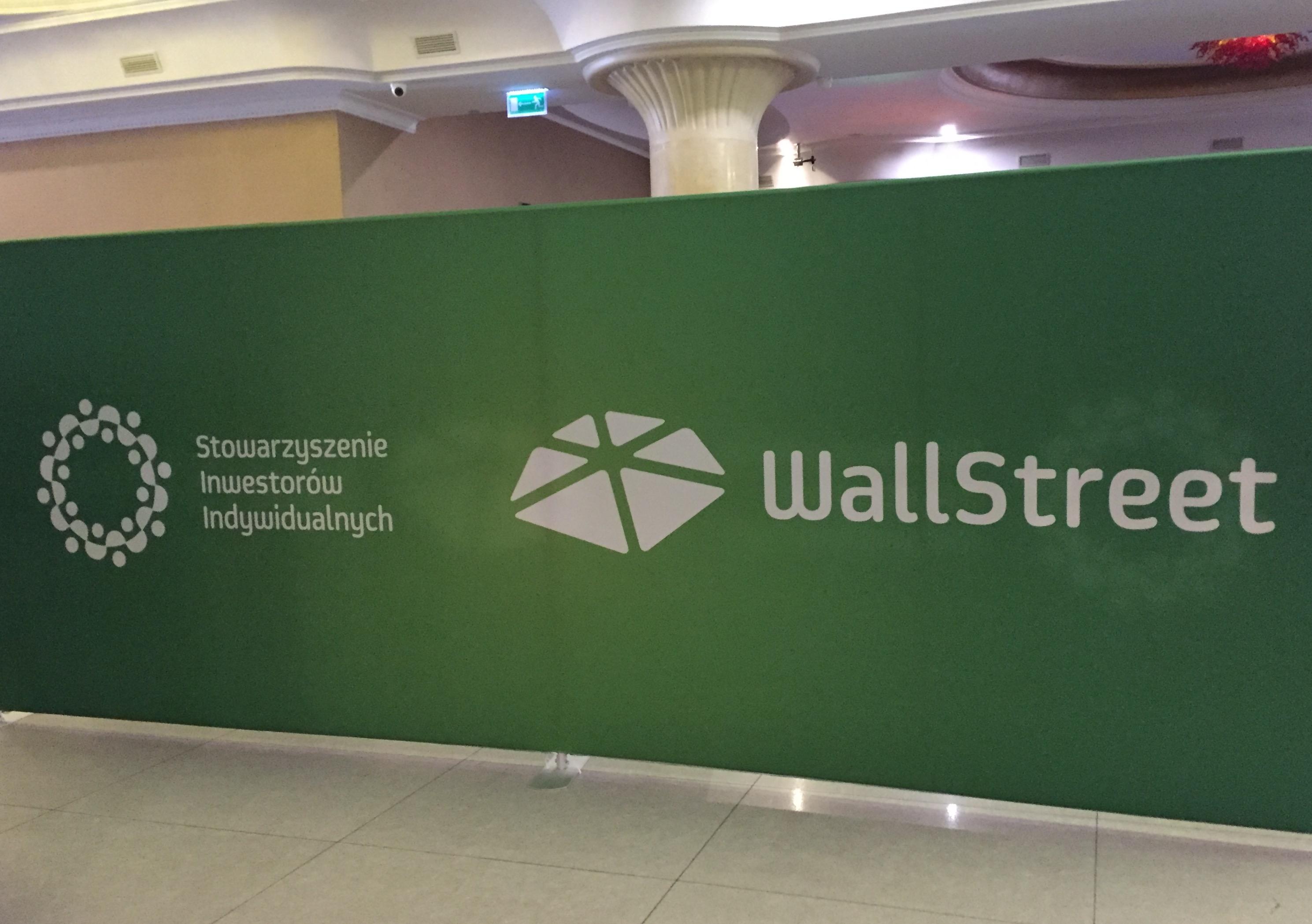 Relacja z Konferencji Wall Street 22 – czy warto?