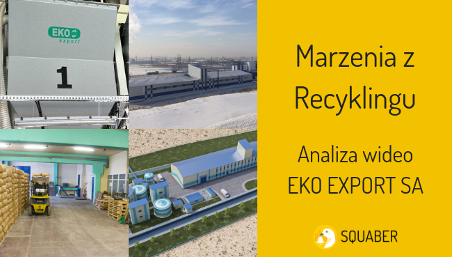 Eko Export – analiza wideo