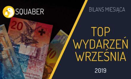 TOP wydarzeń na GPW – wrzesień 2019