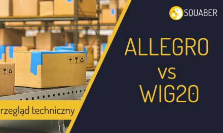Jak Allegro namiesza w WIG20? Trzy wiedźmy już jutro.