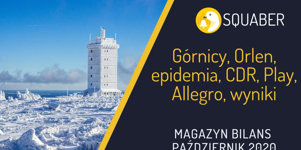 Powiew zimnego frontu na GPW – Magazyn Bilans