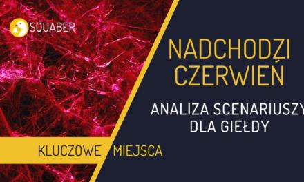 GPW a czerwona strefa od soboty w całej Polsce