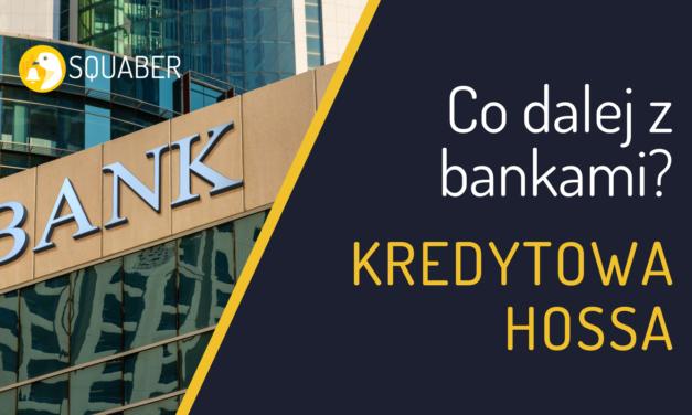 KNF ukróci hossę bankom? Co z PZU po dywidendzie?